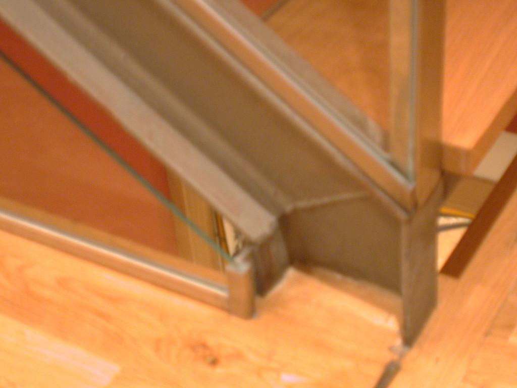 Diseño de escalera, reforma de vivienda